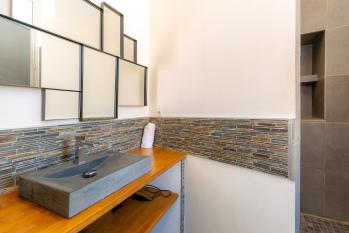 salle d'eau appartement Marseille