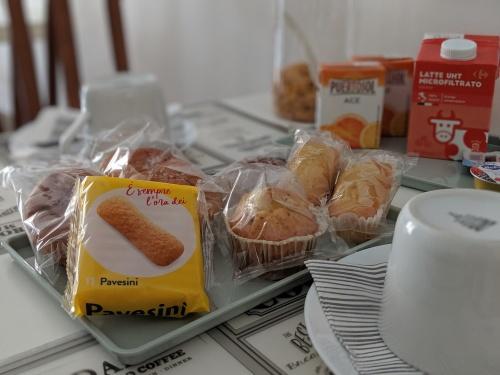 Il Maestrale BB Salerno Breakfast