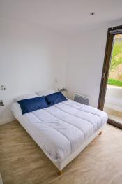 Appartement lumineux, 2 chambres, vue mer