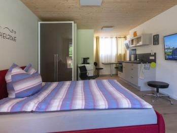 Apartment ONE mit Terrasse