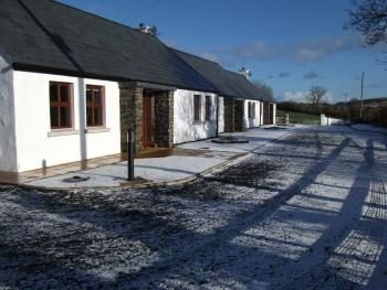 Outside view of Cottages