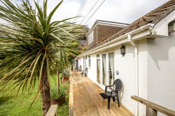 Driftwood Spars - Veranda on annex garden rooms