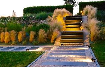 Villa Lascaux - Garden side entrance