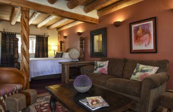 Chama Vista Casita-Suite-Private Bathroom-Panoramic-Mountain View