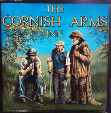 The Cornish Arms Inn