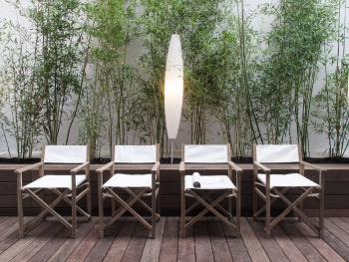 Terrasse exterieure / Patio
