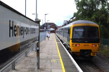 Henley on Thames Train Station