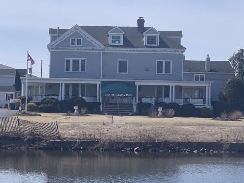 A seaside residence built in 1921
