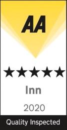 AA 5star Inn award