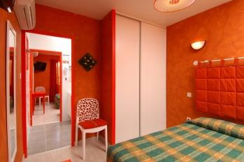 Bungalow-Confort-Salle de bain et douche-bungalow 2 chambres - Tarif de base