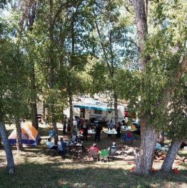 Camping and Relaxing @ El Meson RV Campgrounds