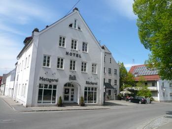 Hotel Falk Außenansicht