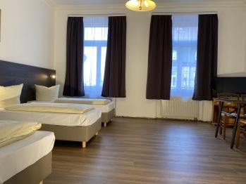 Dreibettzimmer 2 Stock rechts