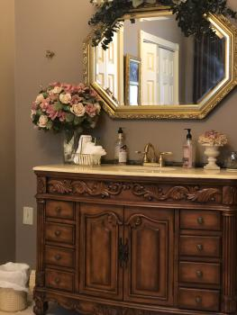 Triple room-Ensuite-Standard-English Rose King Suite