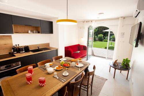 Villa Aitama Appartement T3 - rez de jardin