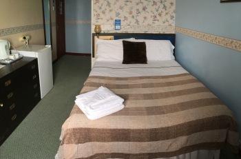 Double room with en -suite sea view