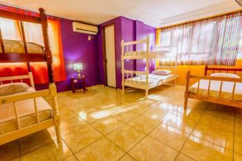 Dormitório-Compartilhado-Masculino  - Tarifa Base