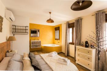 Suite-De Lujo-Baño con bañera-Vista a la Ciudad-impresionante - Tarifa Base