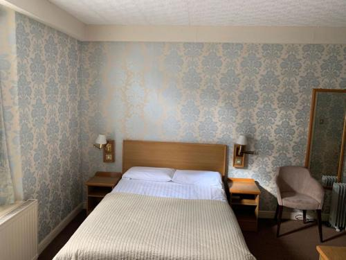 Double room-Comfort-Ensuite with Bath-Street View - Base Rate