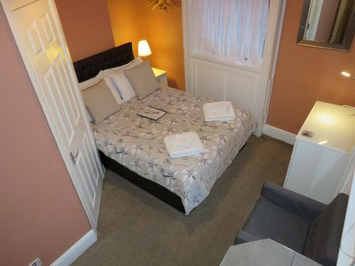Economy Double Ground Floor Ensuite- English or Continental Breakfast Included