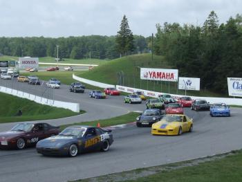 Canadian Tire Motorsport Park only a 11 km drive.