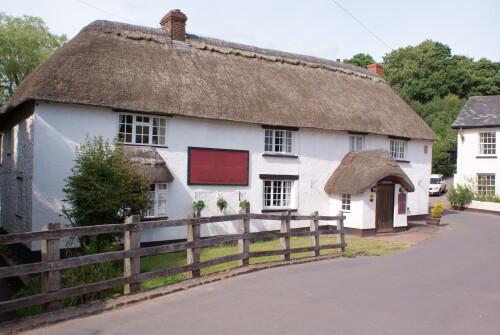 New Inn Front