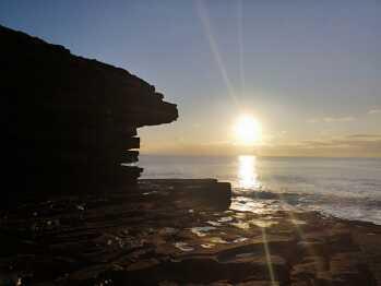 Sunset at Muckross, near Killybegs