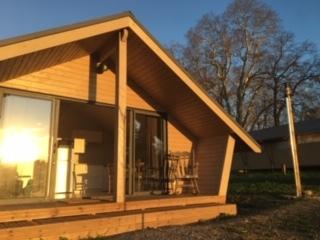 Woody-Cottage-Confort-Salle de bain et douche-Vue sur la campagne
