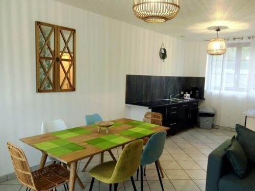 Appartement-Douche-RDC 4-6 pers (AMBLETEUSE)