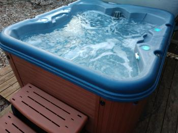 Bill's Cabin Hot Tub/Spa