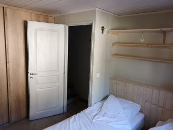 chambre séparée en Lit simple