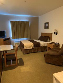 Single room-Ensuite-Standard-Queen Single with Kitchen