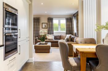 The Lodge & Apartments at Carus Green - Lounge