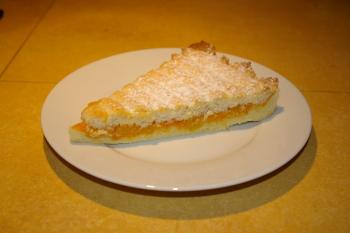 A la table d'hôtes : le dessert emblématique de Toulouse, la tarte Fenetra