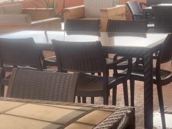 Social Terrace Dining tables