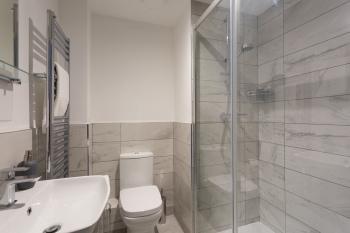 Brand new shower room/ensuite