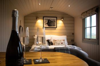 Hebridean Shepherd Hut