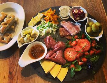 Supper Sharing Platter
