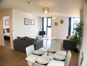 Luxury Apartment Birmingham City Centre -