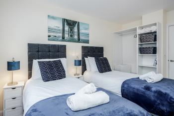 QF1 - Twin bedroom option