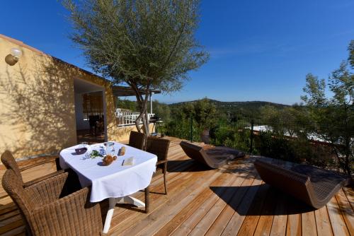 Villa Supérieure T2A vue panoramique sur baie - 1 chambre - 2 personnes