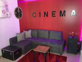 Appartement Cinema -