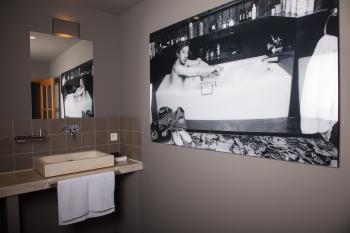 Salle de bain chambre Apple
