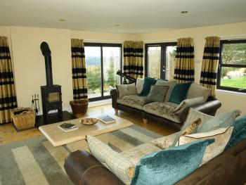 Drovers Lodge - Guest Sitting Room