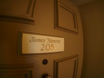 Double room-Deluxe-Private Bathroom-Woodland view-Room 205 - James Monroe - Double room-Deluxe-Private Bathroom-Woodland view-Room 205 - James Monroe