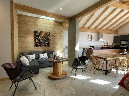 Gîte-LA YAUTAFRED 3 étoiles-Budget-Salle de bain privée séparée-Terrasse