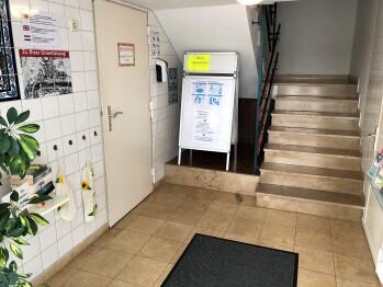 Eingangsbereich - innen