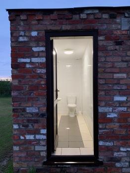Hut-Basic-Shared Bathroom-Glamping Pods - Base Rate