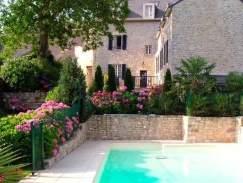 Villa Ti An Amiral - Vue villa piscine