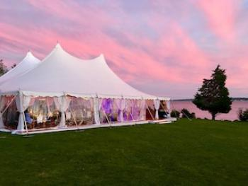 Cabin - Tented Event